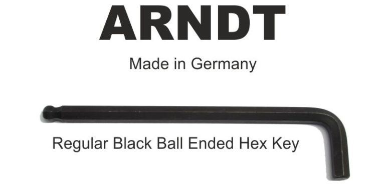Regular Ball Ended Hex Key