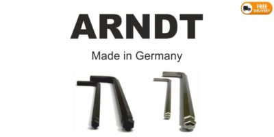 Arndt ball end hex key