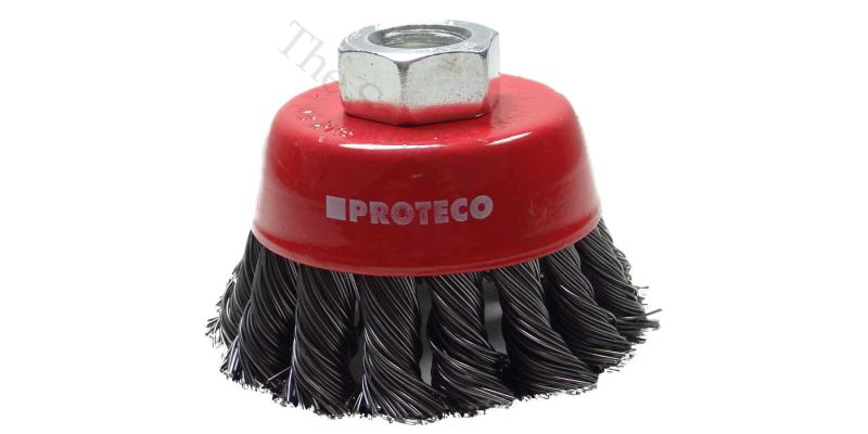 Cup Twist Steel Wire Brush