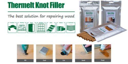 wood repair knot filler
