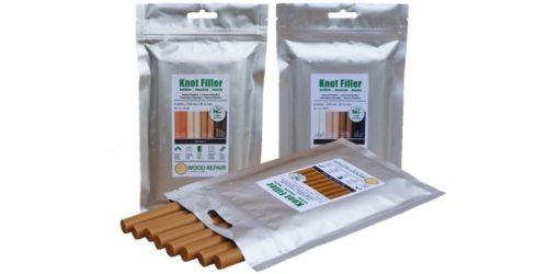 Wood repair packages