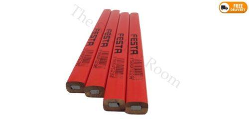 Carpenter Builder Flat Pencils